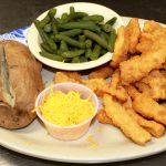 Fried Calamari Platter