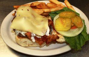 Peppercorn Burger