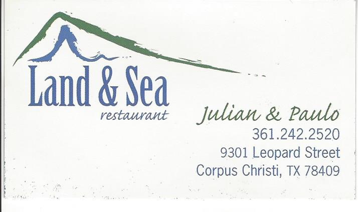 Land and Sea Restaurant